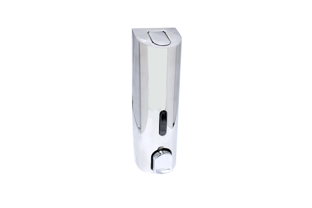 LSD400C2 : 400ml LIQUID SOAP DISPENSER