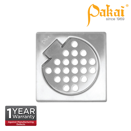 Pakai Floor Grating with Curve Height  A101