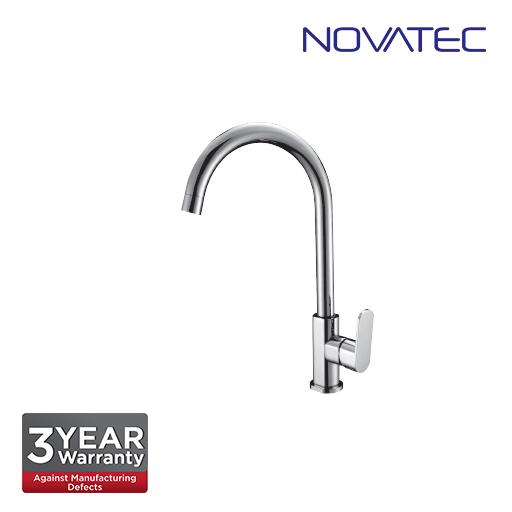 Novatec Single Lever Pillar Sink Tap FA2229