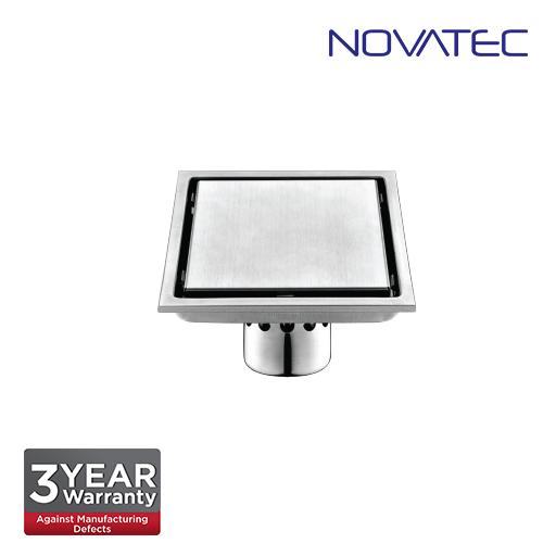 Novatec Stainless Steel  Grade 304 Floor Grating FT155-110