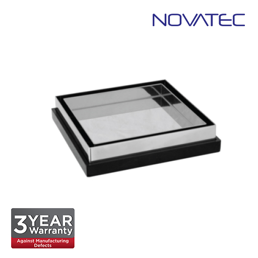 Novatec Marble Application Stainless Steel Decorative Floor Grating FT201M-6