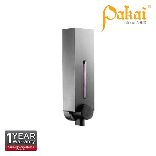 Pakai Liquid Soap Dispenser ABS Dark Grey Coating LSD2501