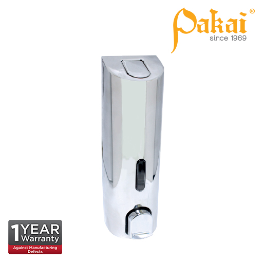 Pakai Liquid Soap Dispenser SUS304 Mirror Finish LSD400C2