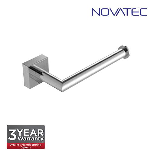 Novatec Brass Chrome Surface Mounted Toilet Paper Holder NV3305B
