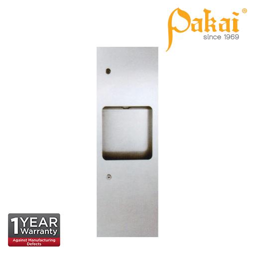 Pakai Recessed Paper Towel Dispenser / Waste Receptacle PK-REC-PTD-790