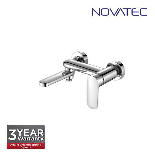 Novatec Single Lever Exposed Bath Shower Mixer PR7023