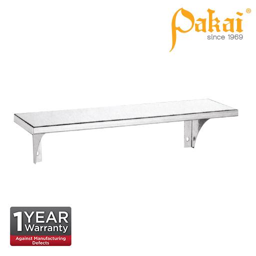 Pakai Satin Stainless Steel Shelf SSTPH-SHELF-457