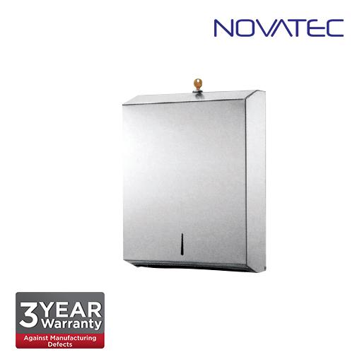 Novatec Stainless Steel Paper Towel Dispenser SS-PTD-369-S