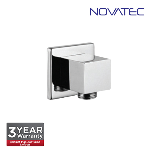 Novatec Wall Shower Connector WC8M